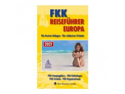 Nudistický cestovní průvodce po Evropě