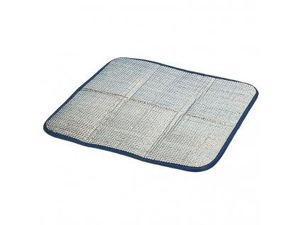 Hliníkový sedací polštář