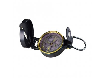Kompas ložiskových desek a pěší turistika