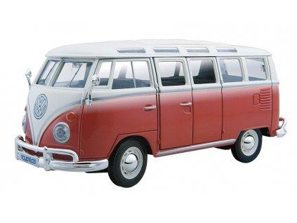 Model vozu VW Bus Samba