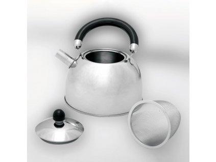 Konvice s čajovým sítkem
