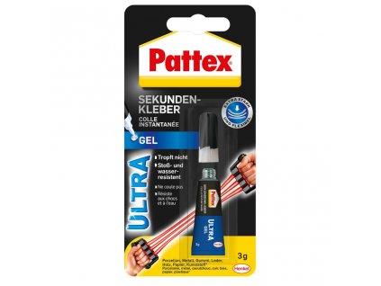 Ultragelové lepidlo Pattex® Ultra
