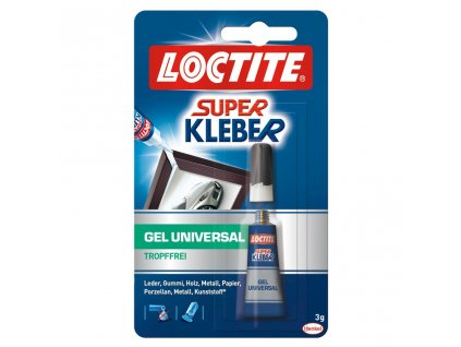 Loctite® 454 Superglue gel