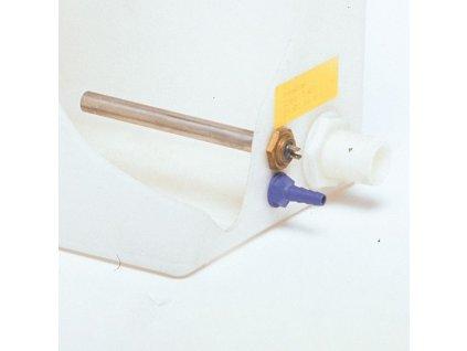 Protimrazová ochrana Vytápění