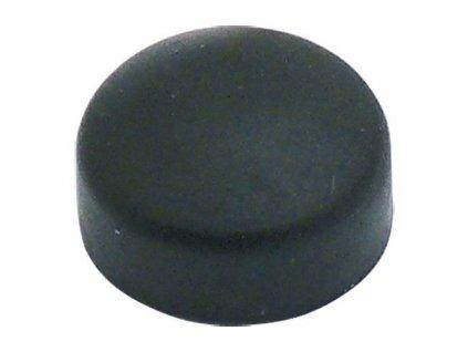 Šroubový kryt pro Cramer varné desky a dřezy, EK 2000, nerezová ocel, černá