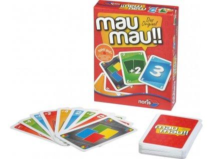 Karetní hra Mau Mau