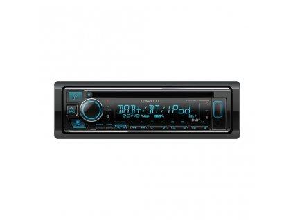 Autorádio / CD přehrávač Kenwood KDC-BT730DAB