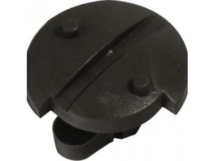Zajišťovací šroub pro křížek Dometic Ventilace L a zimní kryt, černý