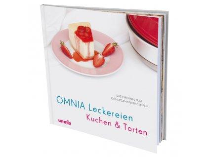 Kniha pečení Omnia - Omnia Leckereien Kuchen & Torten