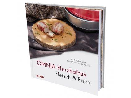Kuchařka Omnia - Omnia Herzhaftes Fleisch & Fisch