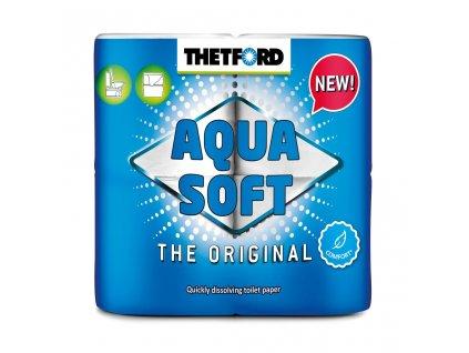 Toaletní papír Aqua Soft