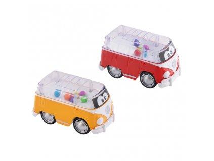 Model vozidla VW Bus Samba Poppin