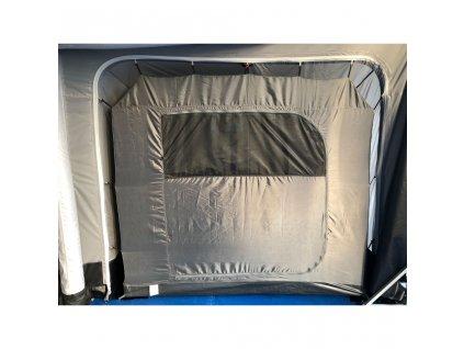 Spací kabina pro rozšíření vzduchu