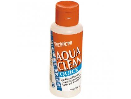 Aqua Clean rychle pomocí chloru