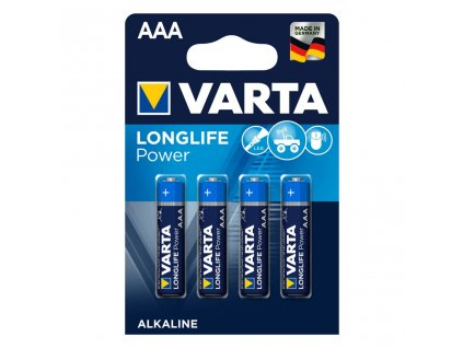 Varta Longlife Power AAA BL3