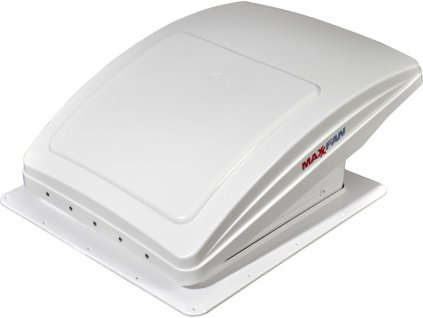 Střešní ventilátor MaxxFan Deluxe, bílý