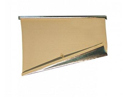 Odstín okna Remisun 62 x 60 cm, Creme