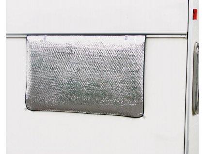 Tepelná izolace pro karavany, fólie se vzduchovými bublinami, 70 x 74 cm