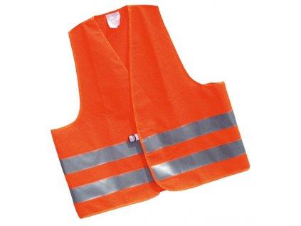 Bezpečnostní vesta, oranžová