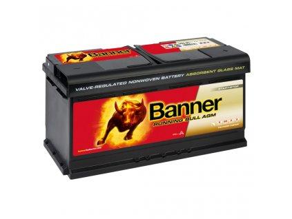 Baterie Bull AGM