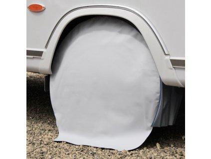 Kryt kola pro 1-nápravové karavany