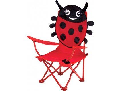 Dětská skládací židle Beruška