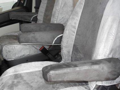 Potah na područky Fiat Ducato od 06/2007