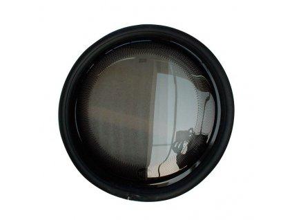 Bull's Eye, pevné, 450 mm (sklo = 426 mm) bez gumy