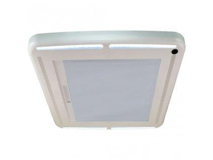 Zatemňovací rolety, s LED diodami pro větrání střechy MaxxFAN Deluxe
