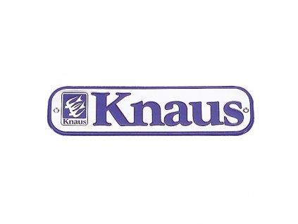 Hliníkový znak Knaus