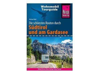 Průvodce Jižní Tyrolsko - Gardské jezero