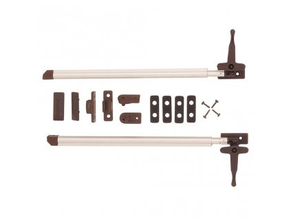 Automatic Window Extension Arm with Fastener
