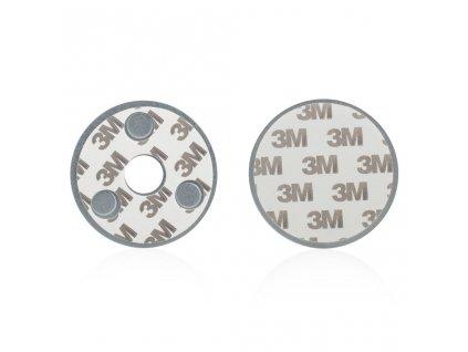 Magnetic Fastening Kit for Smoke Alarms