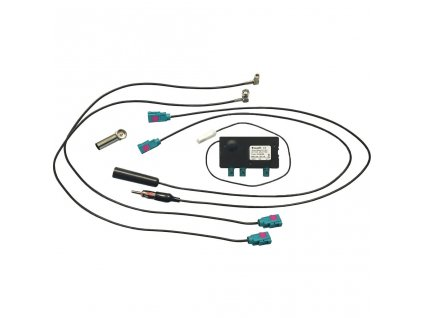 Antenna Splitter FM/ DAB+ And Signal Amplifier