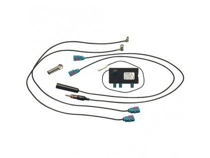 Antenna Splitter FM/ DAB+ And Signal Amplifier