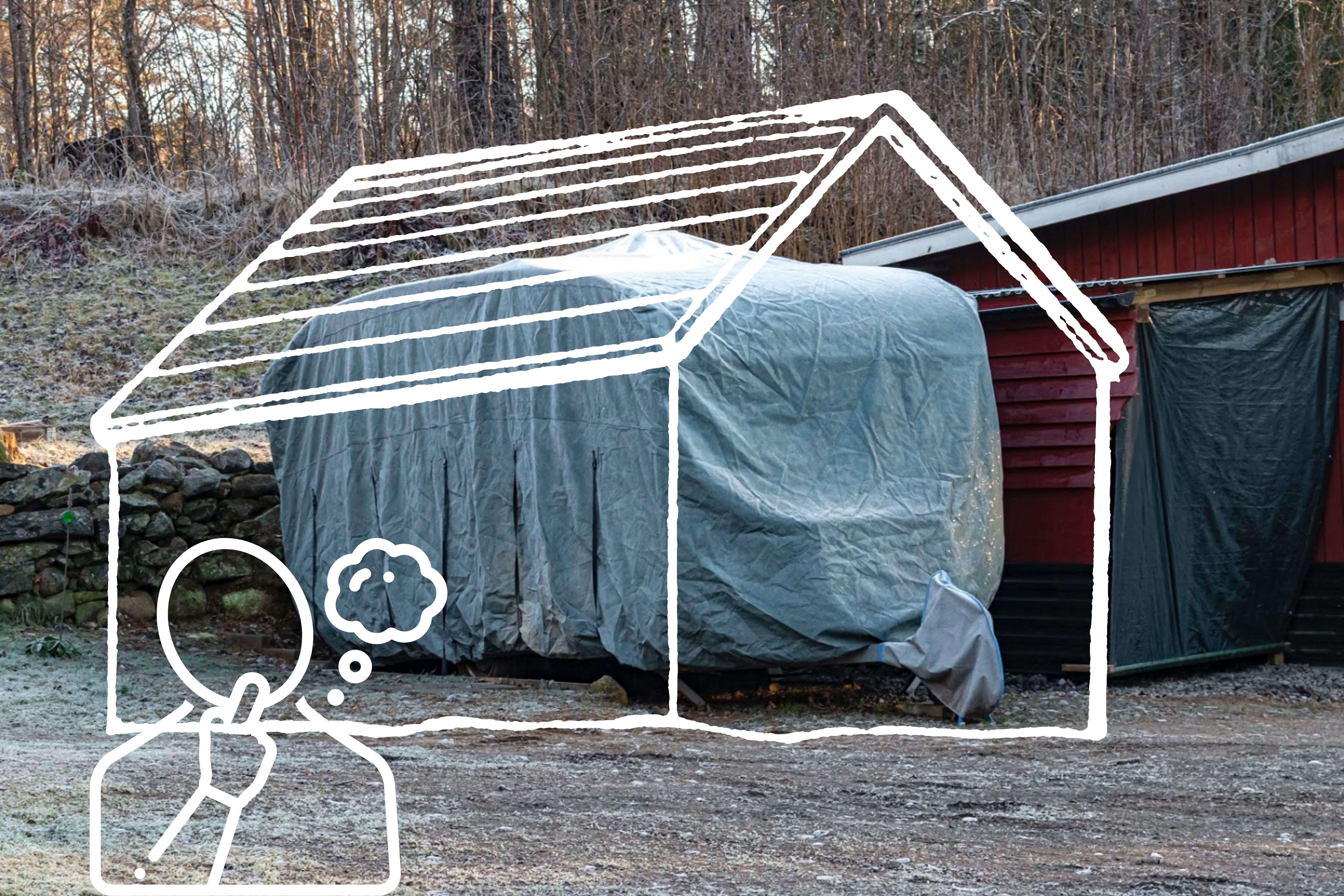 Rychlý průvodce: Zazimování karavanu