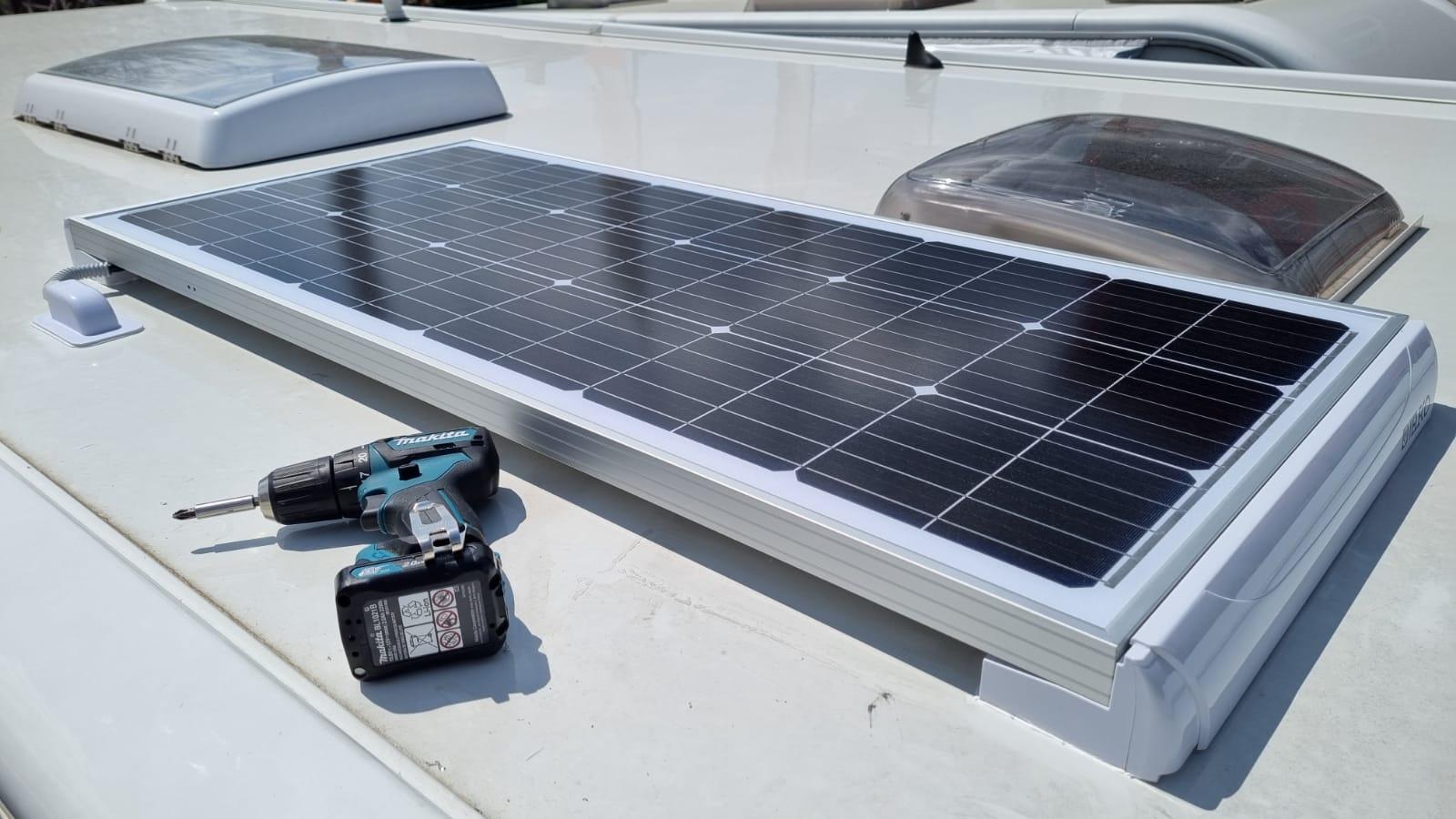 Solární panely – jak to funguje?