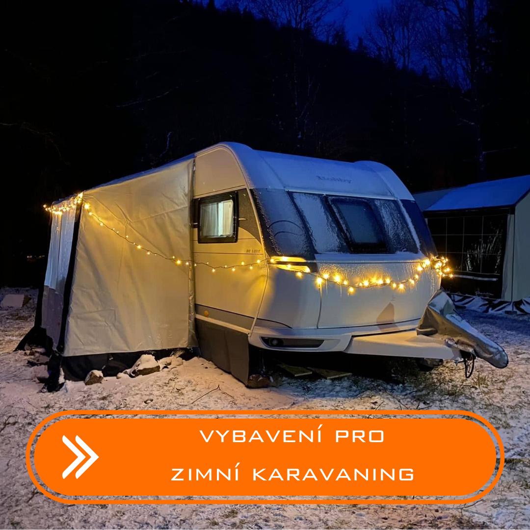 Zimní karavaning