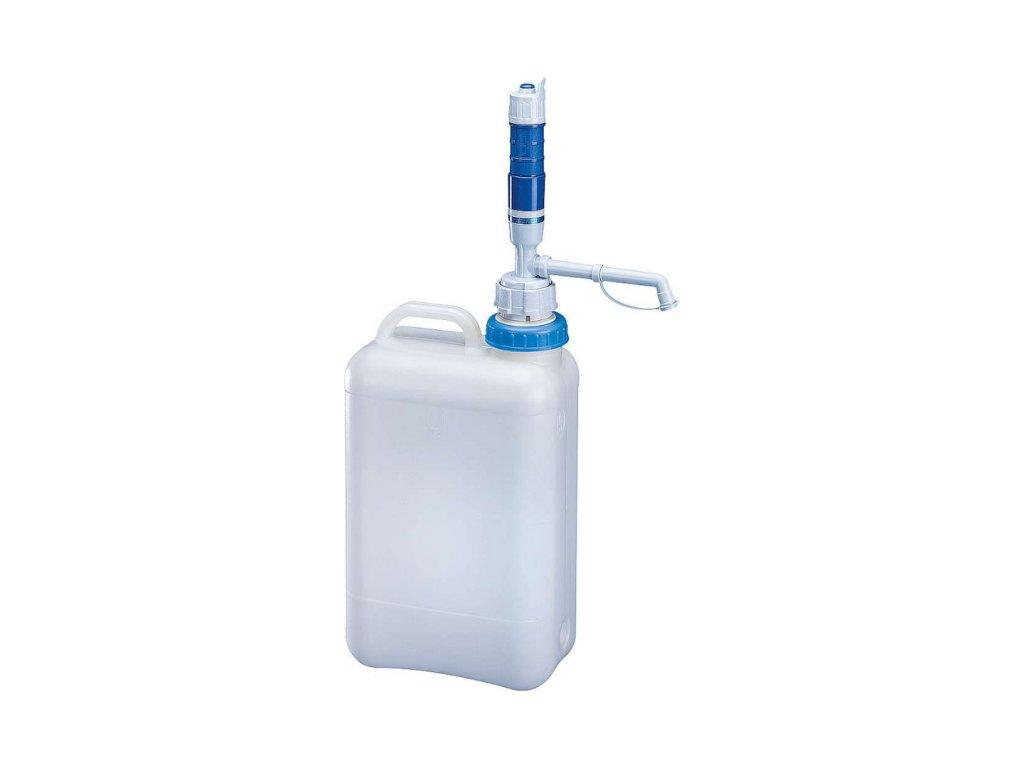 Knystr na vodu s cerpadlem