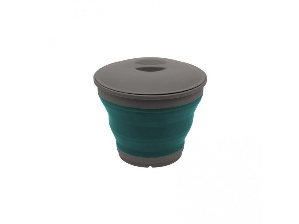 650694 Collaps Bucket w lid Deep Blue Feature photo 4