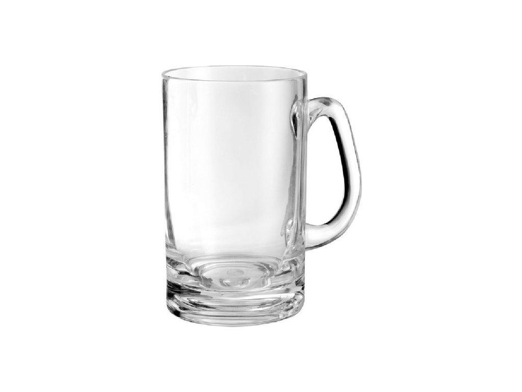 brunner sklenice pivo