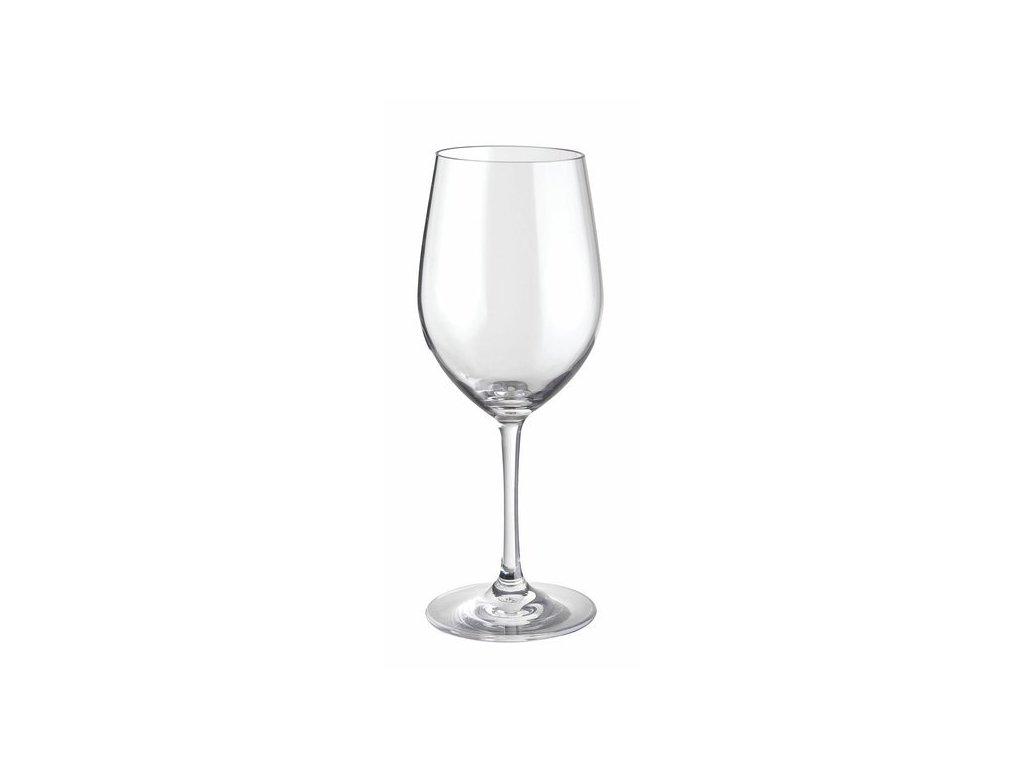 brunner cuvee sklenice cervene vino 2ks