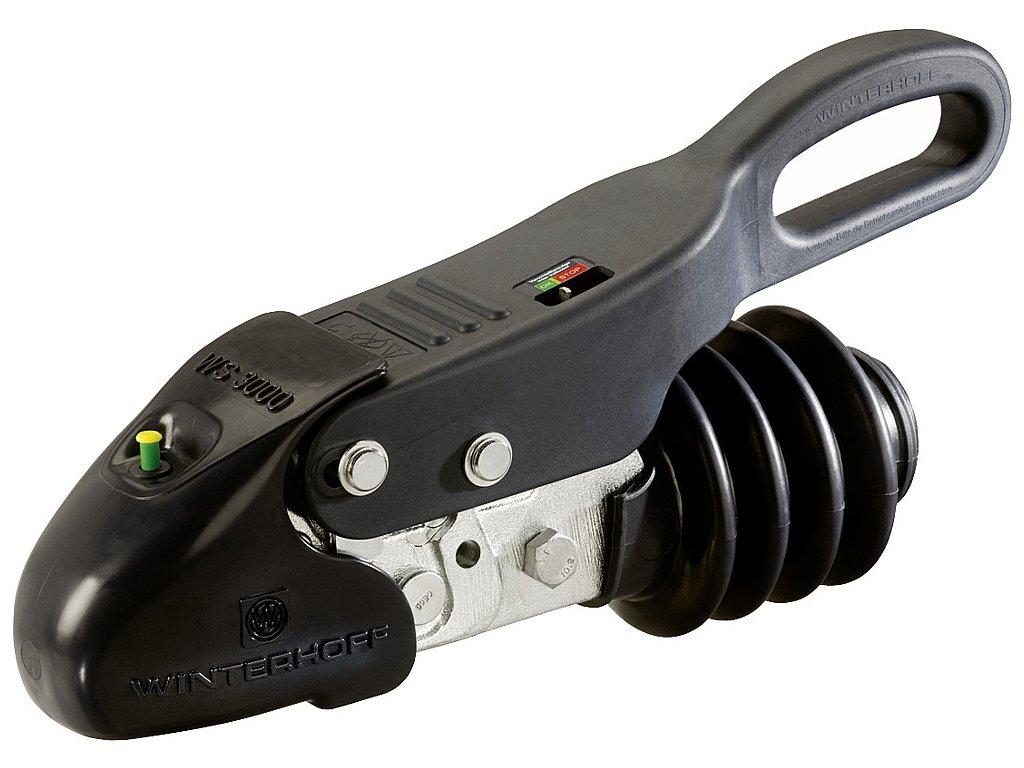 Bezpečnostní závěsné zařízení WS 3000 se zámkem