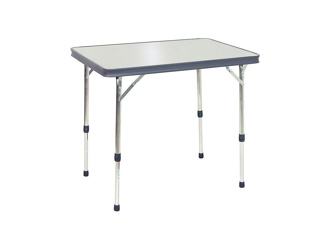 CRESPO Obdélníkový hliníkový stůl se zesíleným profilem