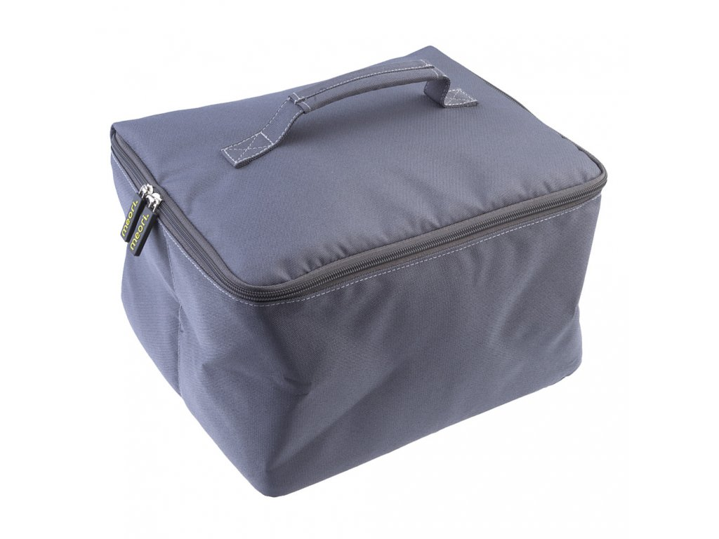 Skládací chladicí taška šedá