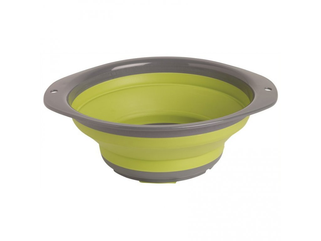 650114 Collaps Bowl L Lime Green Main photo 1