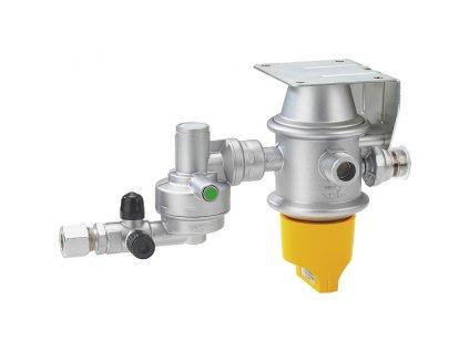 Regulátor tlaku Caramatic DriveTwo CS pro horizontální montáž