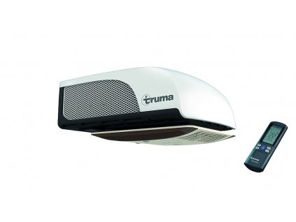 TRUMA Kompaktní klimatizační systém Aventa včetně malého rozdělovače vzduchu krem