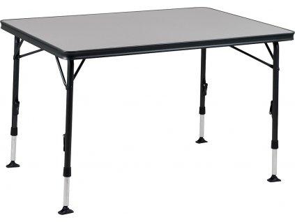 CRESPO Světle šedý stůl