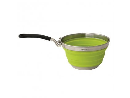 650724 Collaps Saucepan Lime Green Main photo 1